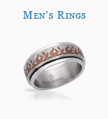Click to Shop Men's Rings